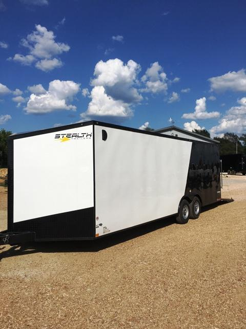 2019 Stealth Trailers 8.5X24 TITAN Enclosed Cargo Trailer