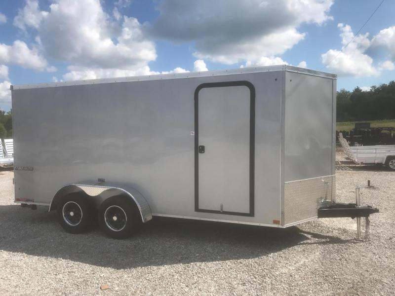 2019 Impact Trailers TREMOR 7X16 6 UTV PACKAGE Enclosed Cargo Trailer