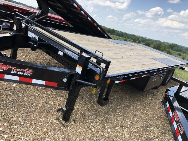 2019 Load Trail 102x22 PINTLE TILT DECK