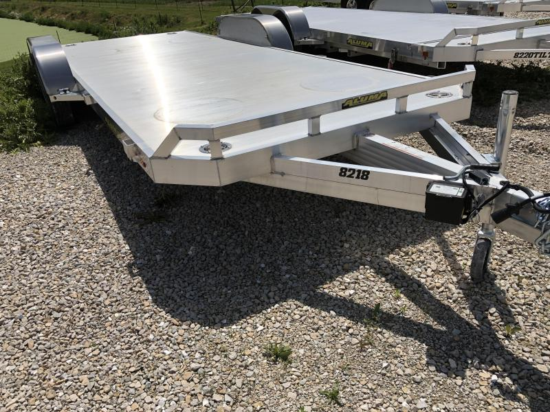 2020 Aluma 8218 7K RAMPS Car / Racing Trailer