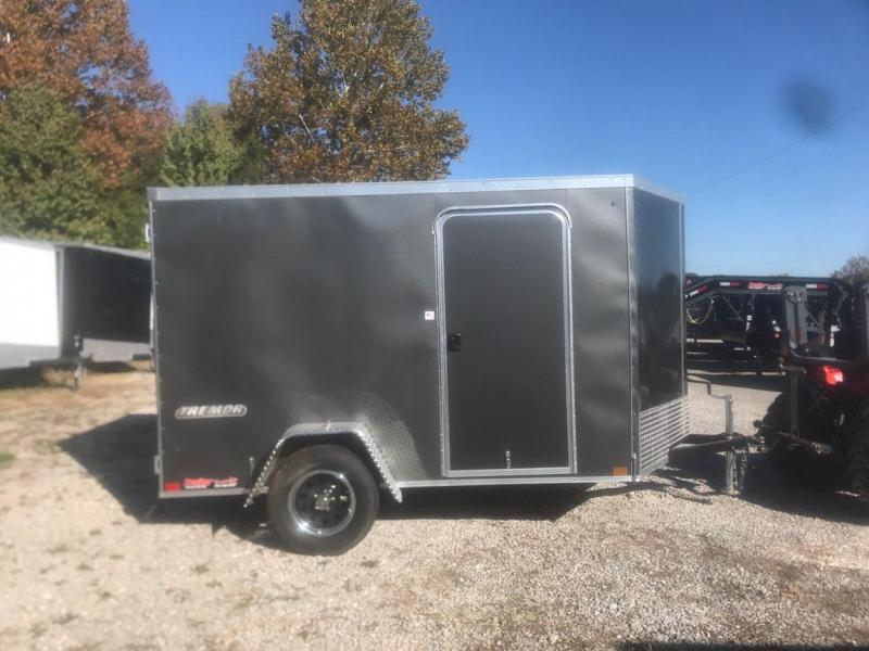 2019 Impact Trailers 6x10 Enclosed Cargo Trailer