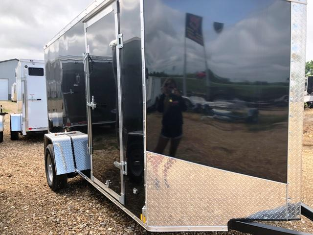 2019 Stealth Trailers 6X12 TITAN Enclosed Cargo Trailer