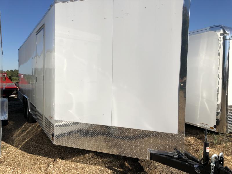 2019 Continental Cargo 8.5X24 Enclosed Cargo Trailer