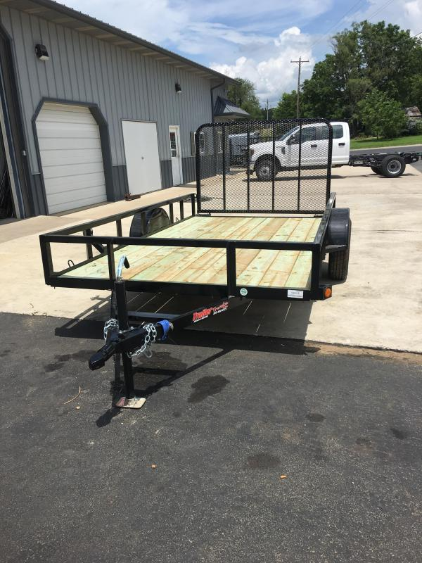 2019 Load Trail 2019 77X12 LOADTRAIL 4 FT GATE Utility Trailer