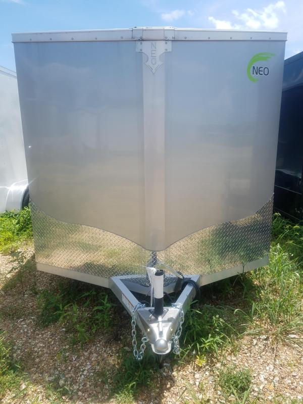 2019 NEO Trailers 7X16 Enclosed Cargo Trailer