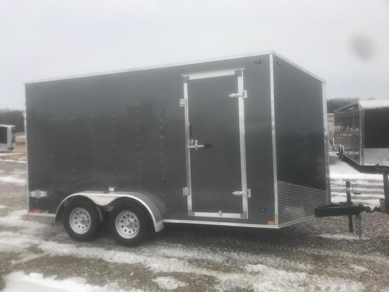 2019 Stealth Trailers 7X14 MUSTANG 7K Enclosed Cargo Trailer