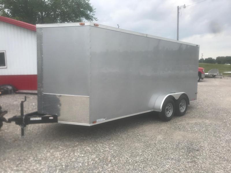 2019 Triple R 7x16 Enclosed Cargo Trailer in Ashburn, VA