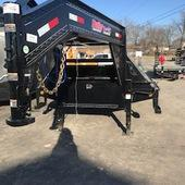 "2019 Load Trail 102"" X 25' Tandem Low-pro Gooseneck Equipment Trailer"