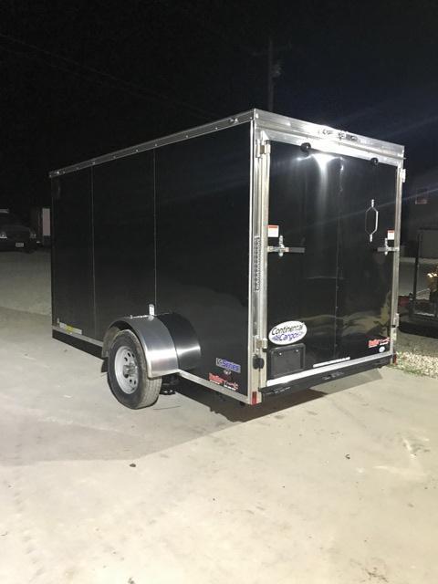 2019 Continental Cargo VHW612SA Enclosed Cargo Trailer