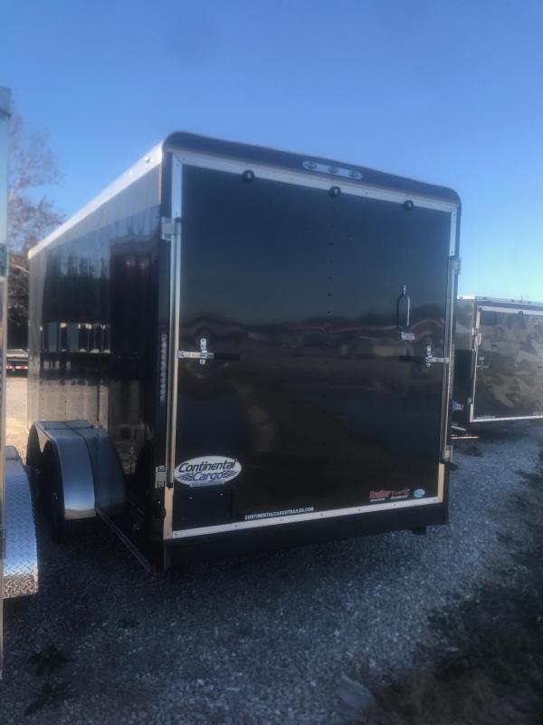 2018 Continental Cargo 7x16 TAILWIND NITRO Enclosed Cargo Trailer