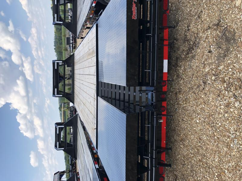 2019 Load Trail 102X25 Flatbed Trailer