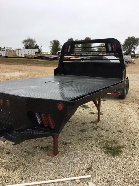 "2017 Norstar Truck Bed SR 8'6"" X 84"" CTA 56"" DIAM PLATE"