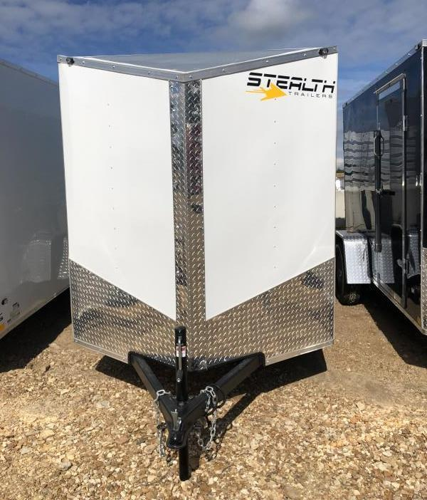 2019 Stealth Trailers MUSTANG Enclosed Cargo Trailer in Ashburn, VA