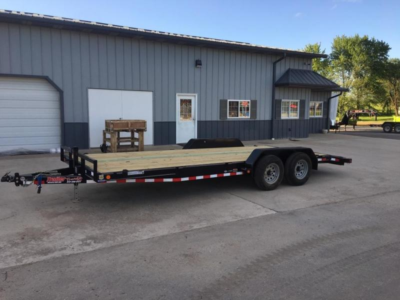 2019 Load Trail 83X20 FLATBED