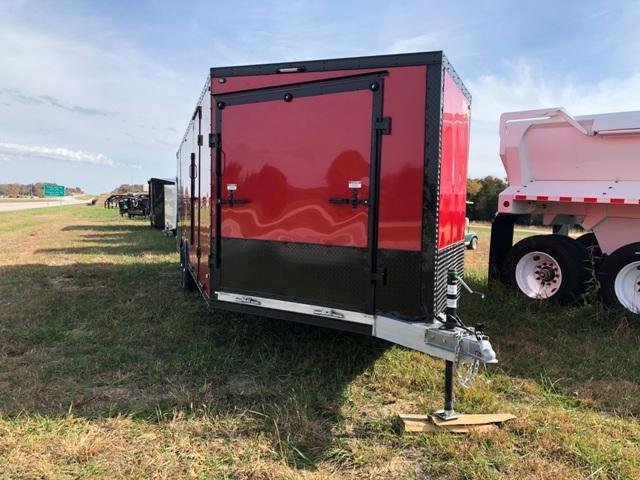 2019 Stealth Trailers 8.5X29 PREDATOR Enclosed Cargo Trailer