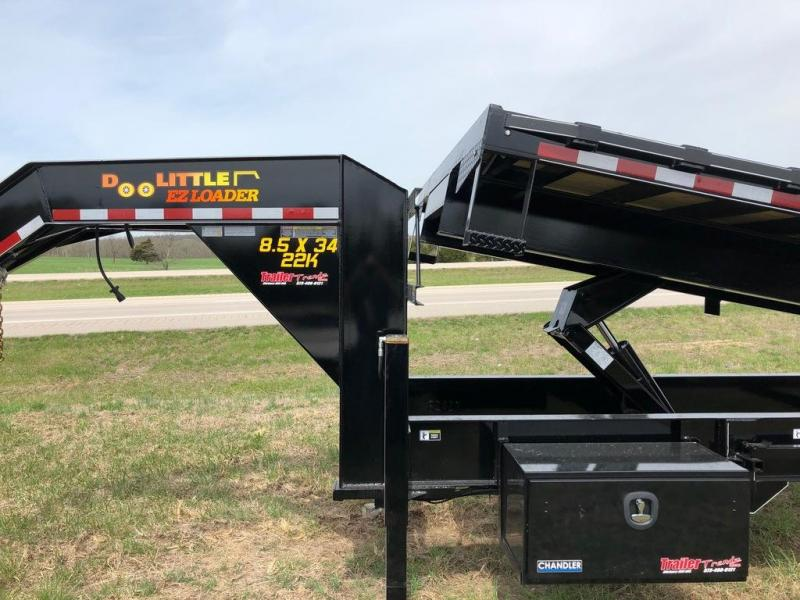 2019 Doolittle Trailer Mfg 102X24 TILT Other Trailer