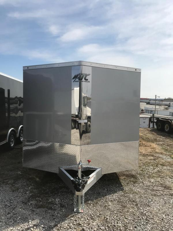 2018 Aluminum Trailer Company 8.5X202 ALL ALUMINUM FRAME CAR HAULER ...