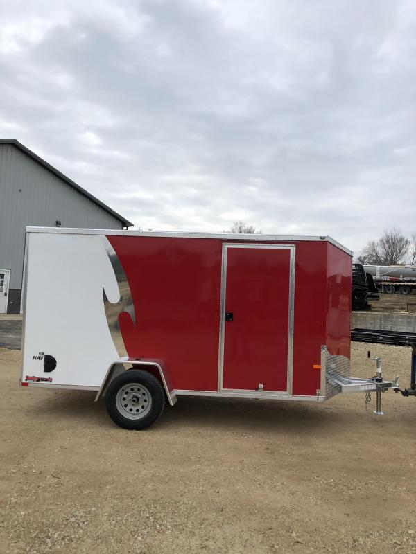 2019 NEO Trailers CARGO Enclosed Cargo Trailer