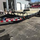 2019 Load Trail 83X22 TILT Flatbed Trailer