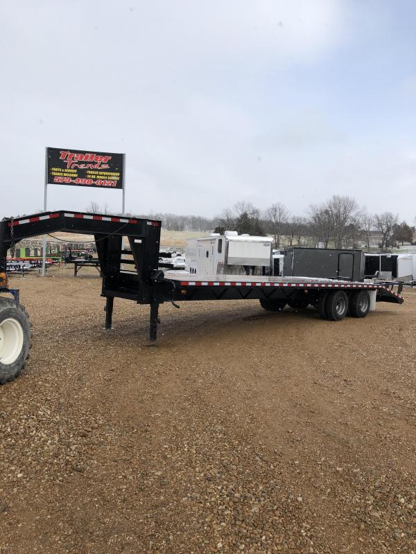 2004 Other GOOSE Flatbed Trailer