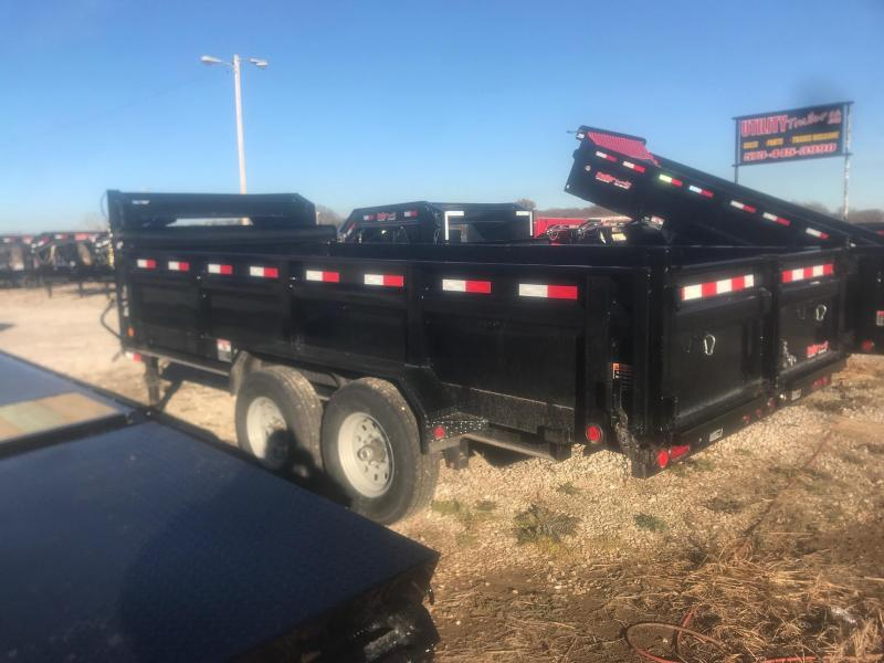 2019 Load Trail 83x16 GD 14K GOOSENECK Dump Trailer