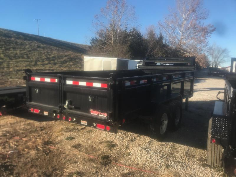 2019 Load Trail 83x16 GD 14K GOOSENECK Dump Trailer