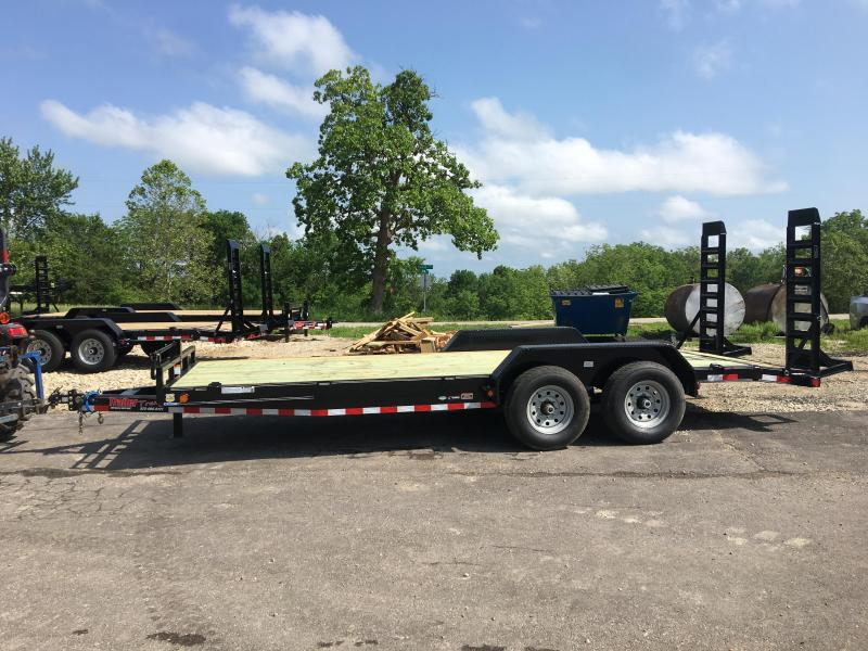 "2019 Load Trail 83"" X 20' Tandem Axle Flatbed Trailer"