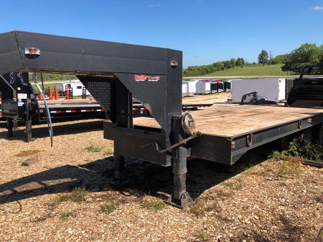 1977 Other 102x25 Flatbed Trailer