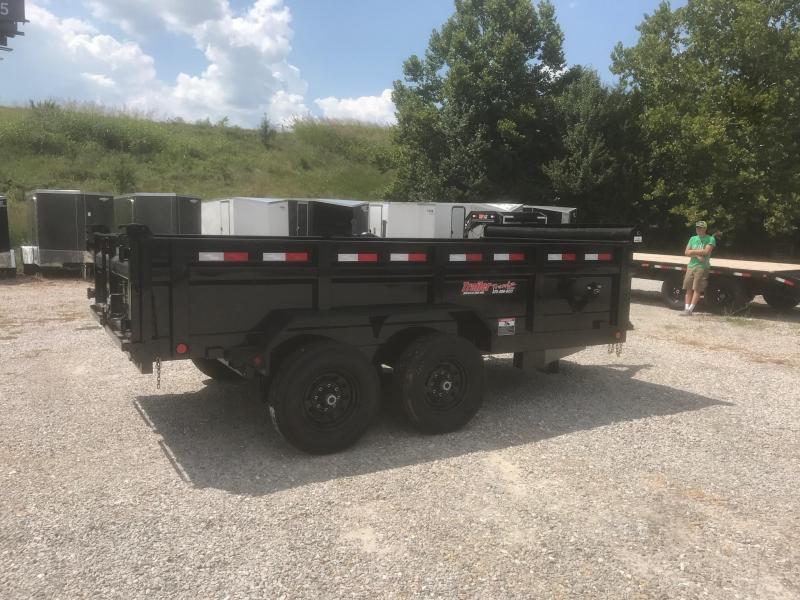 2018 Load Trail 83X14 DT 14K Dump Trailer