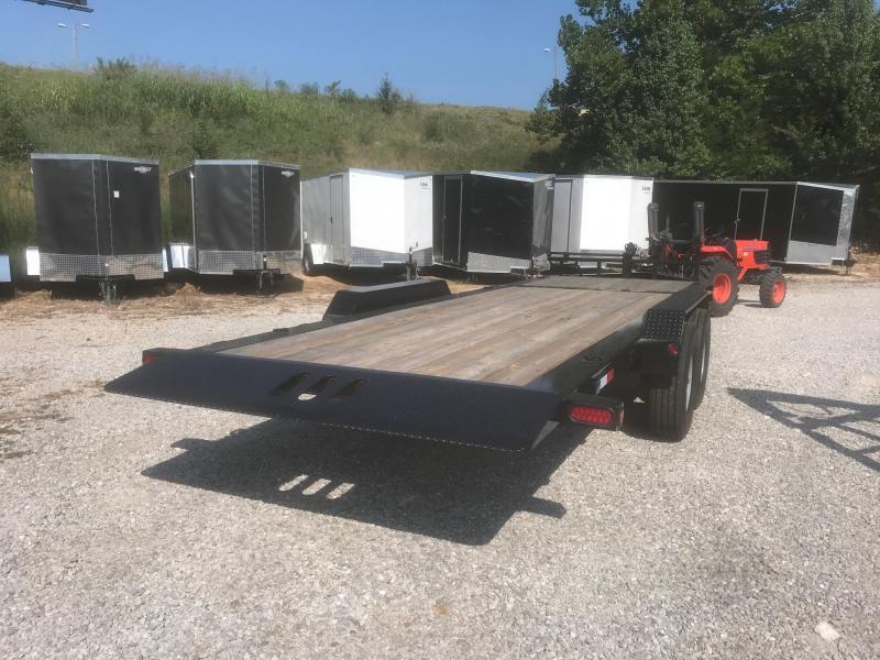 2018 Load Trail  16K TILT N GO EQUIPMENT SALE