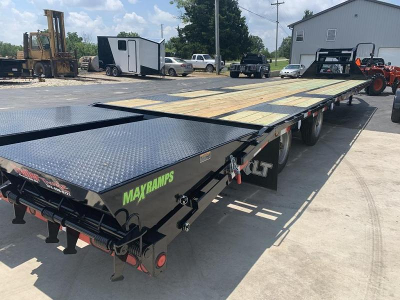 2019 Load Trail LOAD TRAIL TANDEM LOW PRO Flatbed Trailer
