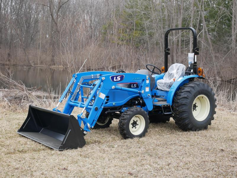 2019 LS Tractor XG3025H 4x4 Compact Tractor | Lawn Mowers