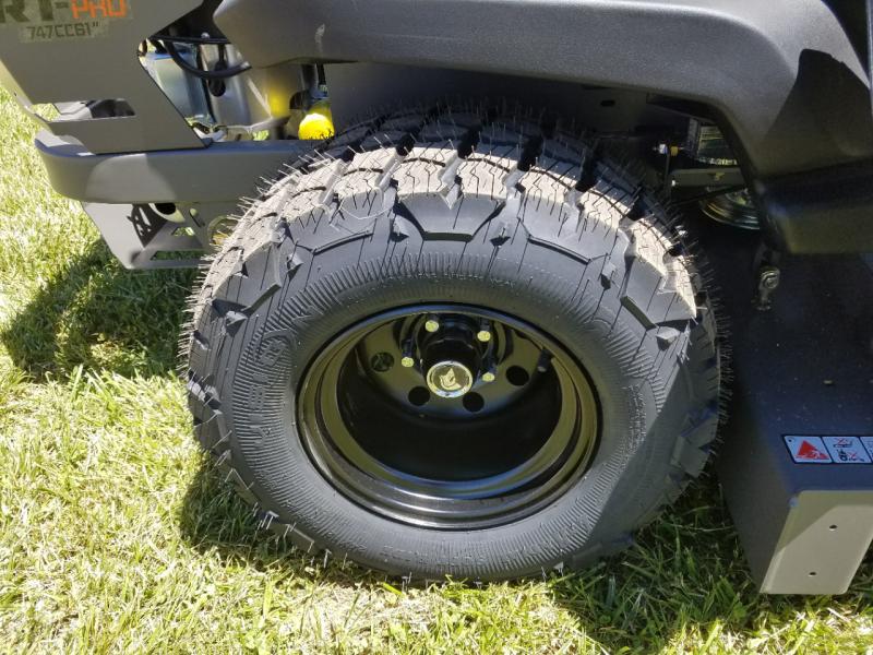 2018 Spartan Spartan RT Pro 61 Zero Turn Mower Lawn