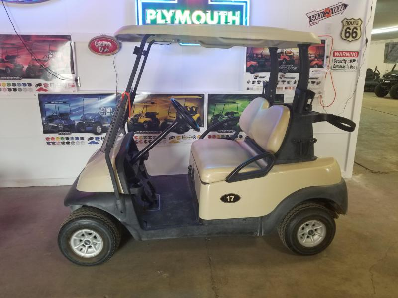 2012 Club Car CCPG12 Golf Cart