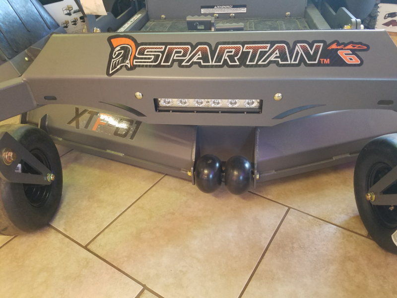 2018 Spartan SRT XD  Edition Zero Turn Lawn