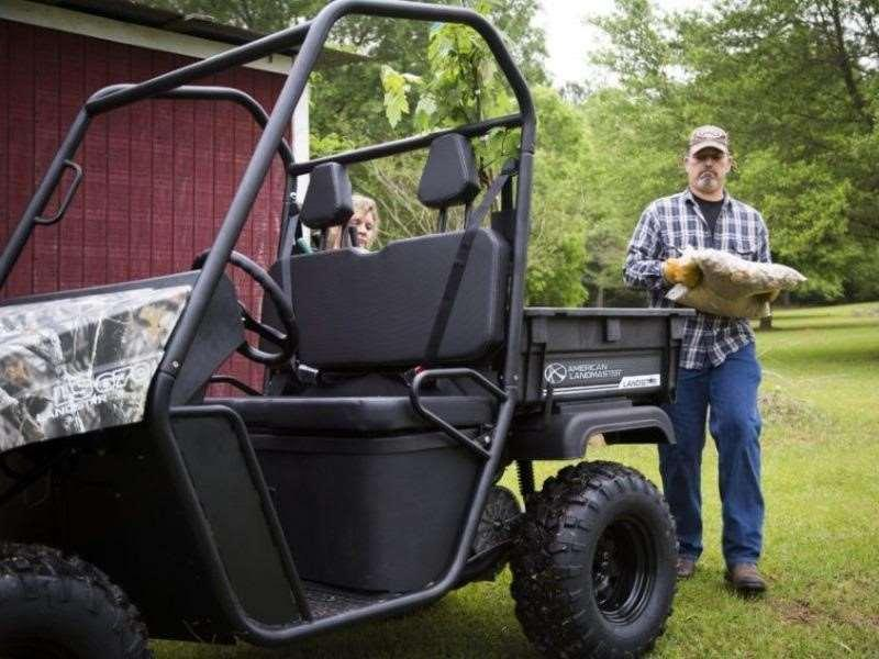 2018 American Land Master LS550 Utility Side-by-Side (UTV)