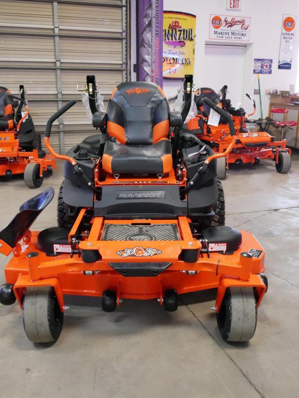 2018 Bad Boy Maverick 60 SE Zero Turn Lawn Mower