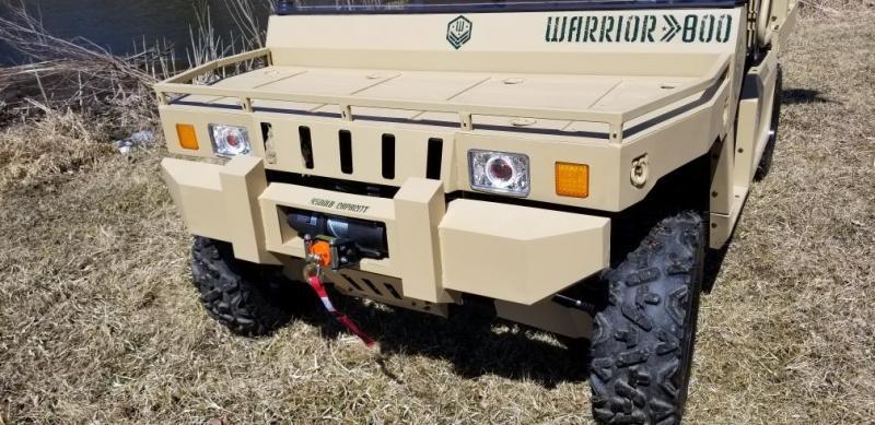 2019 Bennche Warrior 800 Utility Side-by-Side (UTV)