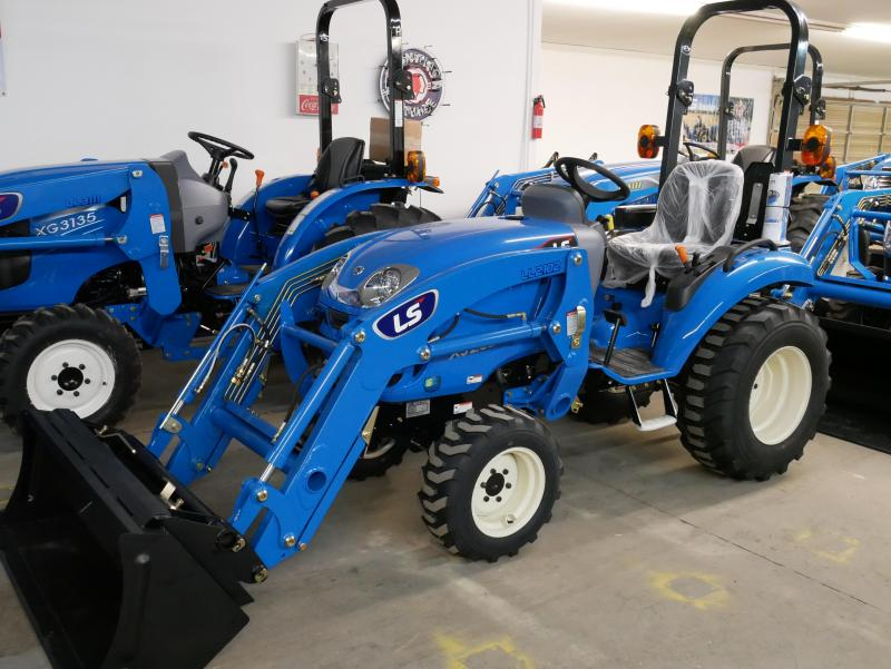 2018 LS Tractor XJ2025H Compact 4x4 Tractor