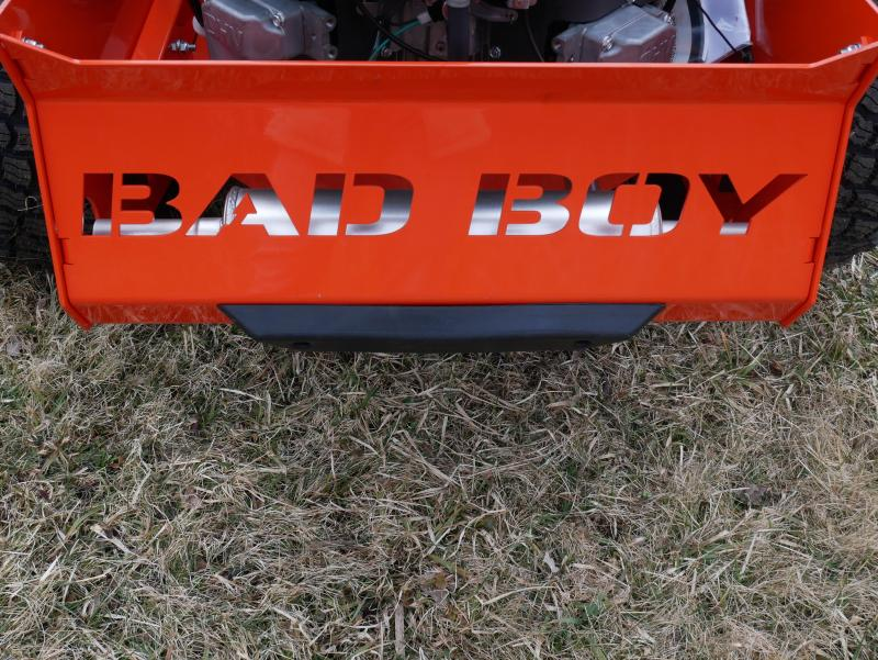2019 Bad Boy Rogue 72 Zero Turn 37HP EFI