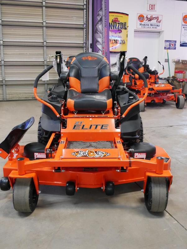 2018 Bad Boy ZT Elite 60 Special Edition Zero Turn Lawn Mower Lawn