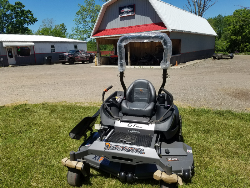 2018 Spartan Spartan RT Pro 61 Zero Turn Mower Lawn