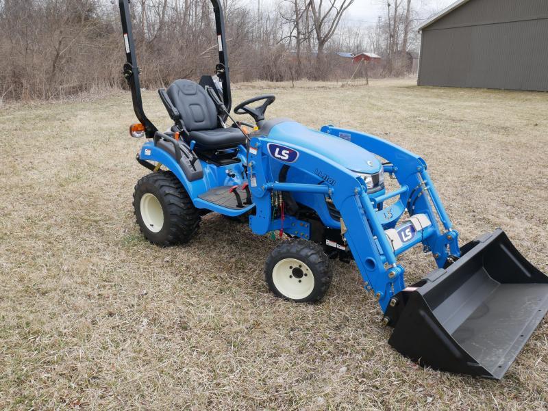 2019 LS Tractor LS MT125 Sub Compact Tractor