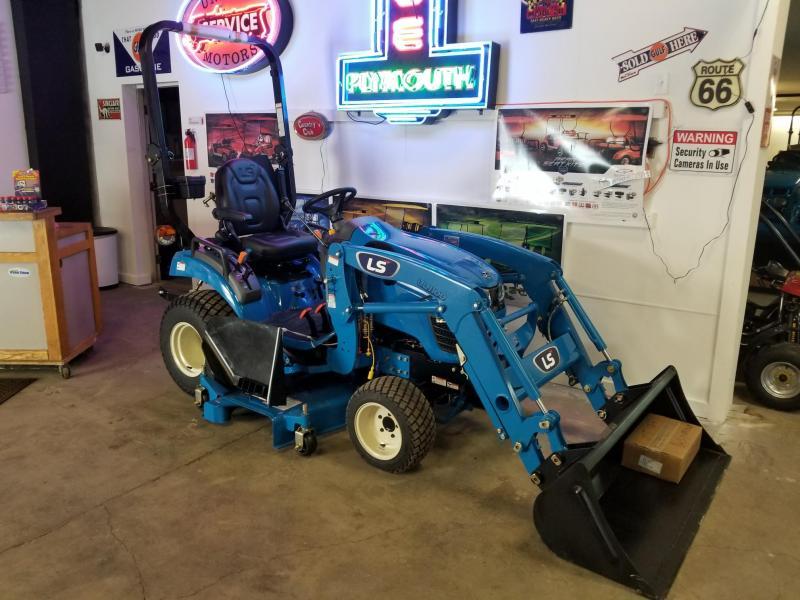 2018 LS Tractor LS MT125 Sub Compact Tractor