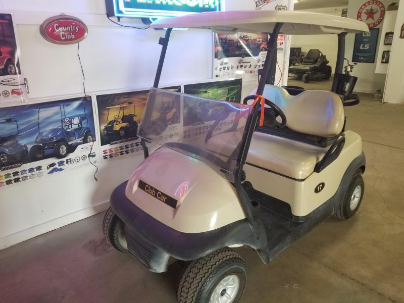 2012 Club Car CCPG12 Golf Cart