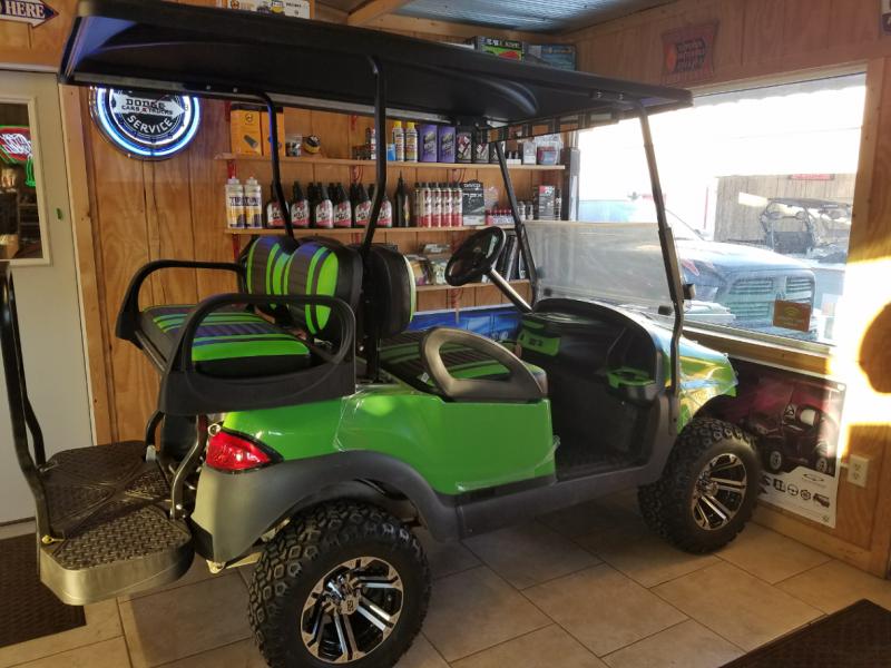 2017 Club Car Phantom Golf Cart Custom Lawn Mowers And