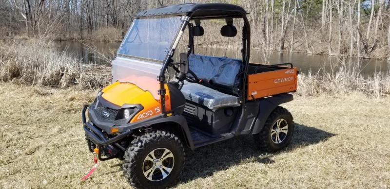 2019 Bennche Cowboy 400S Utility Side-by-Side (UTV)