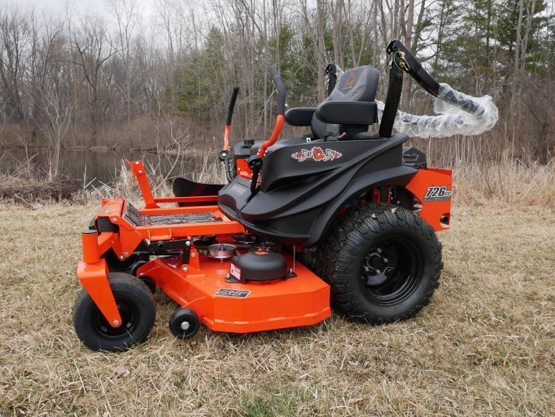 "2019 Bad Boy Maverick 60"" Zero Turn Lawn Mower Kawasaki"