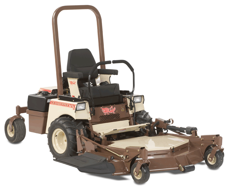2019 Grasshopper 727K Lawn Mower
