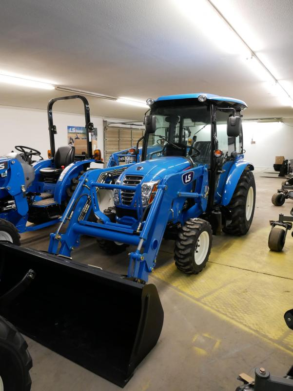 2019 LS Tractor XR3135HC 4x4 Compact Tractor W/Cab